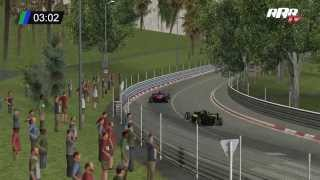 preview picture of video 'Really Rubbish Racing Formula R Festival du Pau - Race 1'