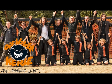 DIE WILDEN KERLE - Alle Featurettes | Disney HD