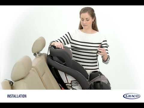 כיסא בטיחות ריקליין אנד רייד - Recline N' Ride