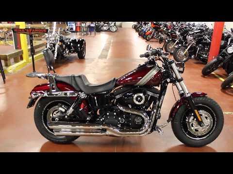 2015 Harley-Davidson Fat Bob® in New London, Connecticut - Video 1