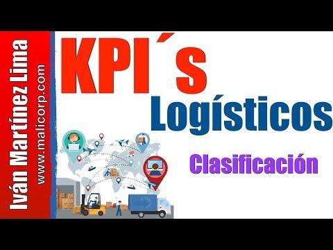 Tipos de Indicadores Logísticos - Indicadores de desempeño de logística