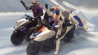 合体四輪 DXライドクロッサー レビュー 仮面ライダードライブ dx Ride Crosser