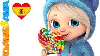 👶 Canciones para Niños | Canciones Infantiles en Español de Dave y Ava 👶