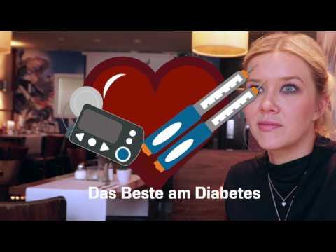 Richtige Ernährung Diabetes-Behandlung