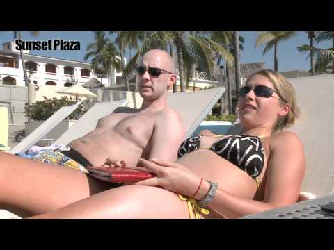 Sunset Plaza Beach Resort and Spa Puerto Vallarta, Mexico Video Resort Reviews