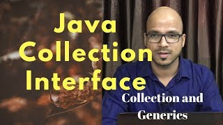 14.2 Collection and Generics in Java |  Practical