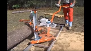 Norwood PortaMill Chainsaw Sawmill