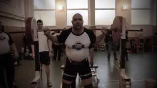 Video Bananán - Powerlifting