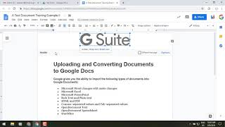 More controls and customizations for headers and footers in Google Docs