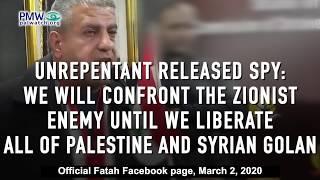 """Video: Syrský špion slíbil obětovat """"krev i duši"""" za zničení Izraele"""