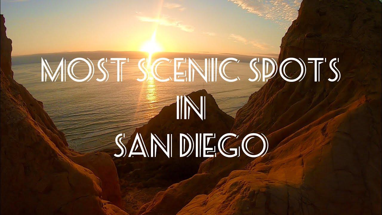 San Diego's 59-mile Scenic Drive
