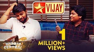 Real truth behind Vijay TV elimination | Madras Central Gopi Sudhakar Interview Part1 TalksOfCinema