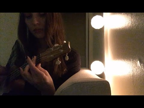 """Tomorrow"" by Rosie Thomas - ukulele cover"