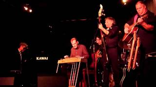Long Way Home - Don Walker & The SF's - Club 505 Sydney 17-9-2015