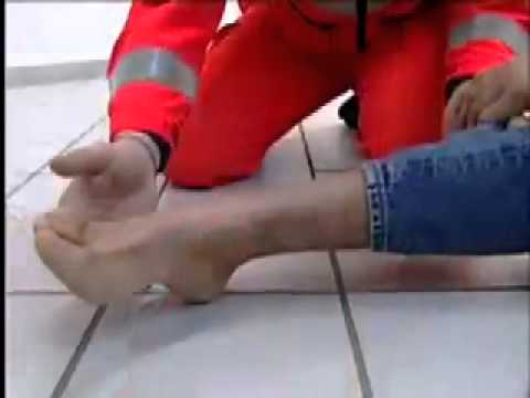 Picture ginocchio del menisco