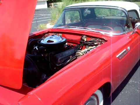 Video of '55 Thunderbird - OBZR