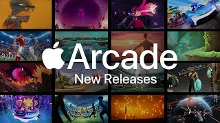 Apple Arcade — New releases