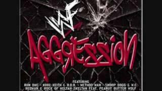 R.A. THE RUGGED MAN - WWF AGGRESSION ALBUM LYRICS