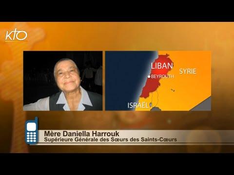 Parole d'Orient - Mère Daniella Harrouk