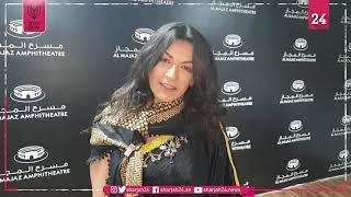 """نادين الخالدي:""""طرباند"""" تهدف إلى نقل رسالة الإنسانية عبر الموسيقى"""