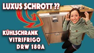 Unsere Erfahrung mit dem 3.000 EUR Vitrifrigo DRW 180A Kühlschrank