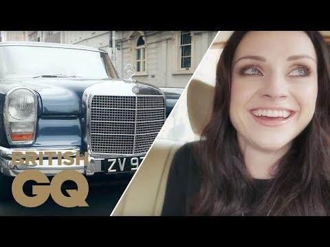 Amy Macdonald Test Drives a 1964 Mercedes 600 Grosser | GQ Cars | British GQ