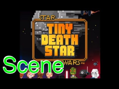 Scene: Han Solo and Trash Compactor (Star Wars: Tiny Death Star)