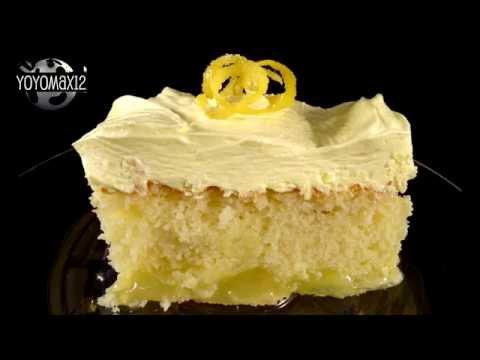 Video Easy Lemon Dream Cake (Recipes Using Cake Mixes)- with yoyomax12