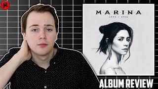 MARINA   LOVE + FEAR | ALBUM REVIEW
