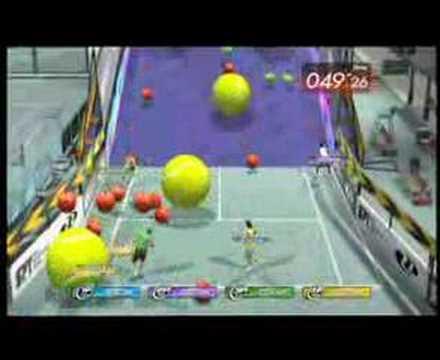Видео № 1 из игры Virtua Tennis 3 (Б/У) [PS3]