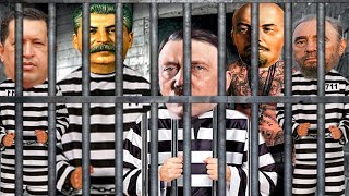 Главы государств сидевшие в тюрьме. Кто за что и где сидел?