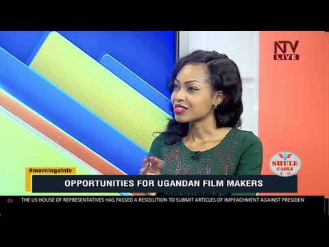 TAKE NOTE: Opportunities for Ugandan Film Makers