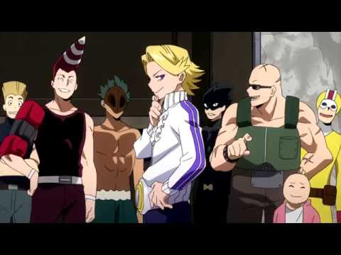 aoyama breaking the fourth wall for 2 minutes straight