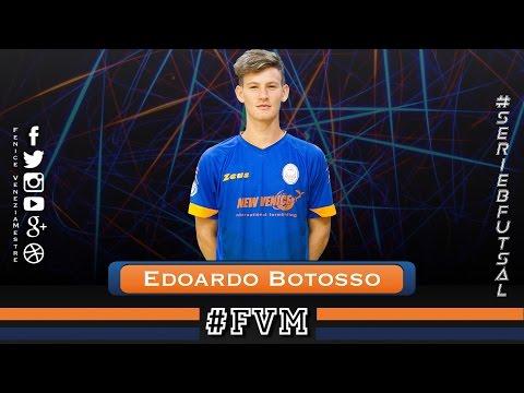 Preview video | Serie B | Fenice VeneziaMestre x Città di Mestre | Video intervista a Botosso + gol