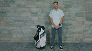 Hyper-Light 3 Double Strap Stand Bag-video
