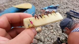 Оз верхняя пажма рыбалка на хариуса