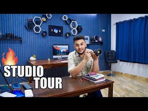 TechBar Studio Tour 2019