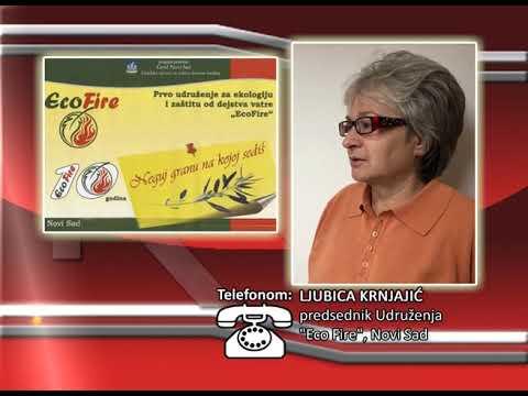 FONO: Ljubica Krnjajić - Požari na otvorenom