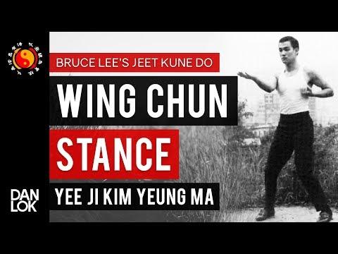 Wing Chun For Beginners Part 1: Wing Tsun Stance - Yee Ji Kim Yeung Ma