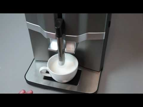 Siemens EQ.3 - Milchdüse / Milchaufschäumer reinigen
