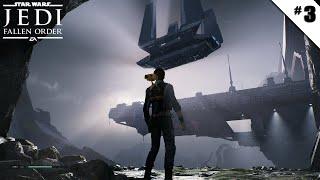Star Wars Jedi : Fallen Order - Ep 3 - Premier Tombeau sur Zeffo - Let's Play FR HD