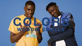 COLORS - Woodie Smalls feat. K1D - Tokyo Drift