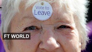 UK votes for Brexit in EU referendum | FT World