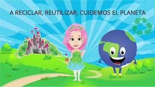 A reciclar! Reducir y Reutilizar! En Mundo Planeta, el que recicla sos VOS!