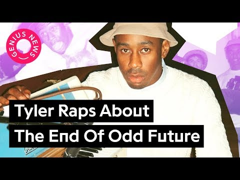 "Tyler, The Creator Says Odd Future Is Over On ""OKRA""   Genius News (видео)"