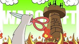Warcraft 3 Frozen Throne - Карта Stone Scissors Paper Tower Wars! ● Удержание башен [С ПОДПИСЧИКАМИ]