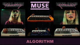 Muse   Algorithm [Cover By Lies Of Love] [Synthesizers   Female Cover]