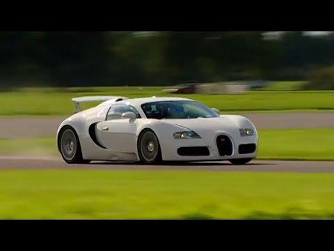 Bugatti Veyron Vs Pagani Zonda | Top Gear