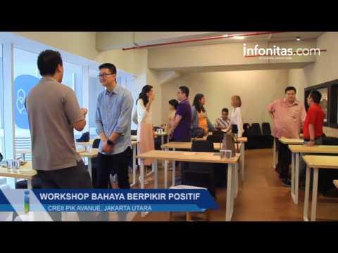 Workshop Bahaya Berpikir Positif