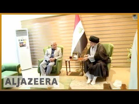 🇮🇶 Iraq coalition talks still under way amid election recount | Al Jazeera English
